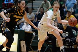 Sarah Sagerer, women's basketball player