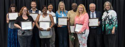 Stetson employee winners