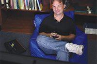 Stetson Professor Chris Ferguson