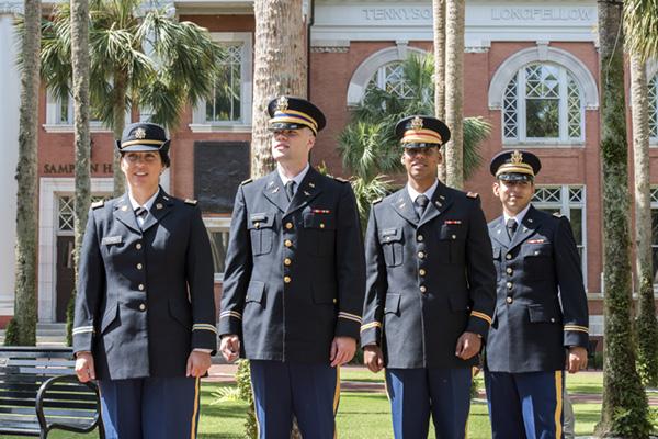 Army ROTC, Stetson University