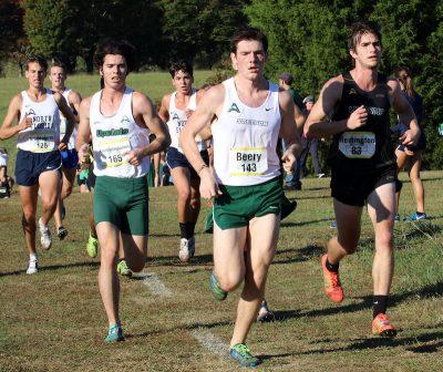Joe Beery running