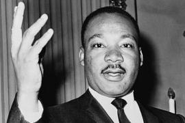 Celebrating MLK Day