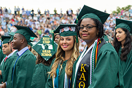 Stetson University Celebrates 132nd Commencement