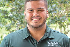 Michael Rodriguez '18: Opera Singer and Mechanical Engineer