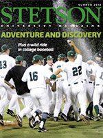 Stetson Magazine Summer 2018 Cover