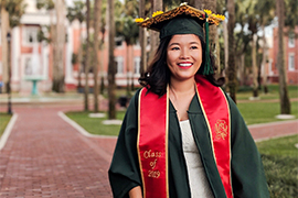 Class of 2019: Erica Kok Soars in STEM