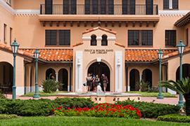 law school library - exterior/campus photo