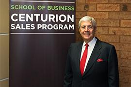 Stetson's Centurion Sales Program Receives $2.5M Endowment