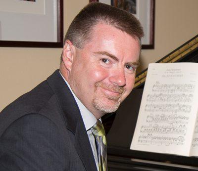 portrait at a piano
