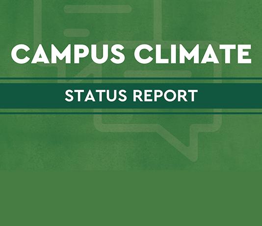 Campus Climate Status Report - Decorative Image