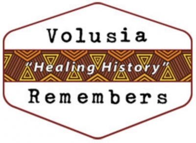 logo for Volusia Remembers