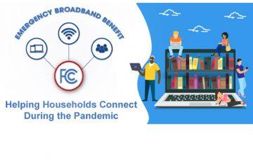 graphic for new Emergency Broadband Benefit program