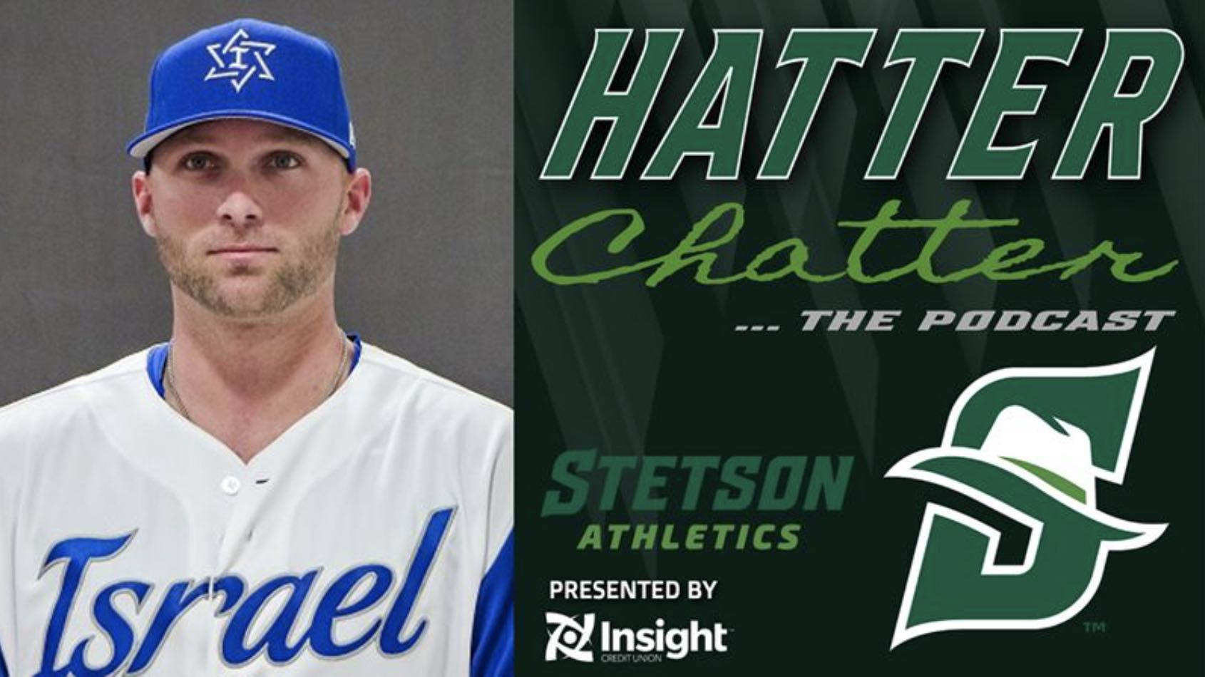 Graphic with Nick Rickles' mugshot and the Hatter Chatter podcast logo.